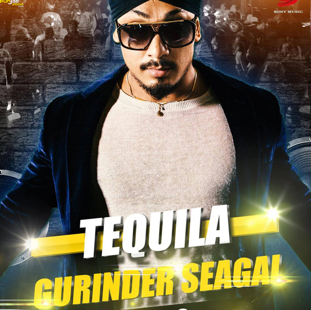 Gurinder-Seagal---Tequila