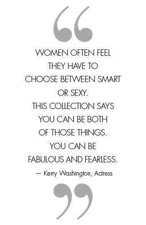 Women Often Feel - Kerry Washington
