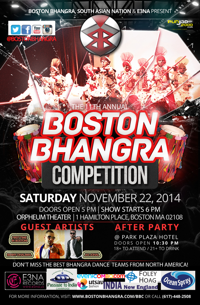 Boston Bhangra Competition 2014