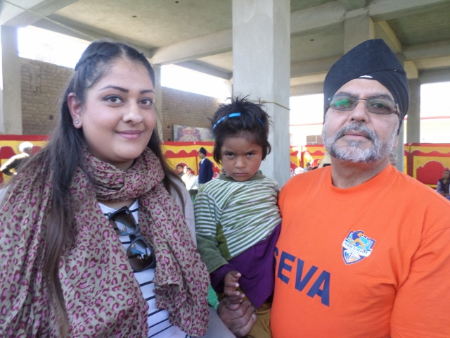5-year-old squint patient Jyoti needed corrective eye surgery