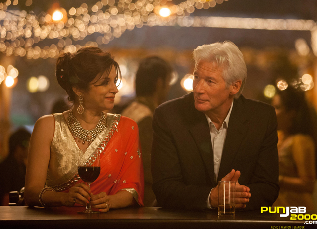 Lillete-Dubey-and-Richard-Gere---THE-SECOND-BEST-EXOTIC-MARGIGOLD-HOTEL