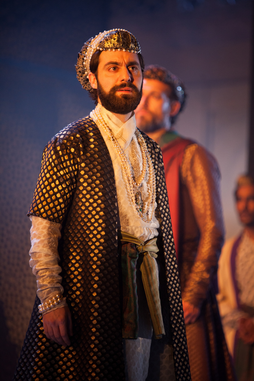 Sargon Yelda as Aurangzeb by Ellie Kurttz