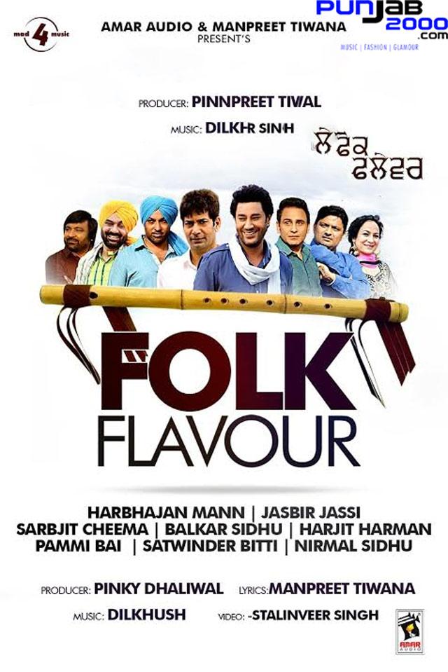 Folk-Flavours