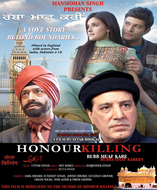 """GROUNDBREAKING FILM ABOUT """"HONOUR KILLING"""" IN THE WEST SET ..."""
