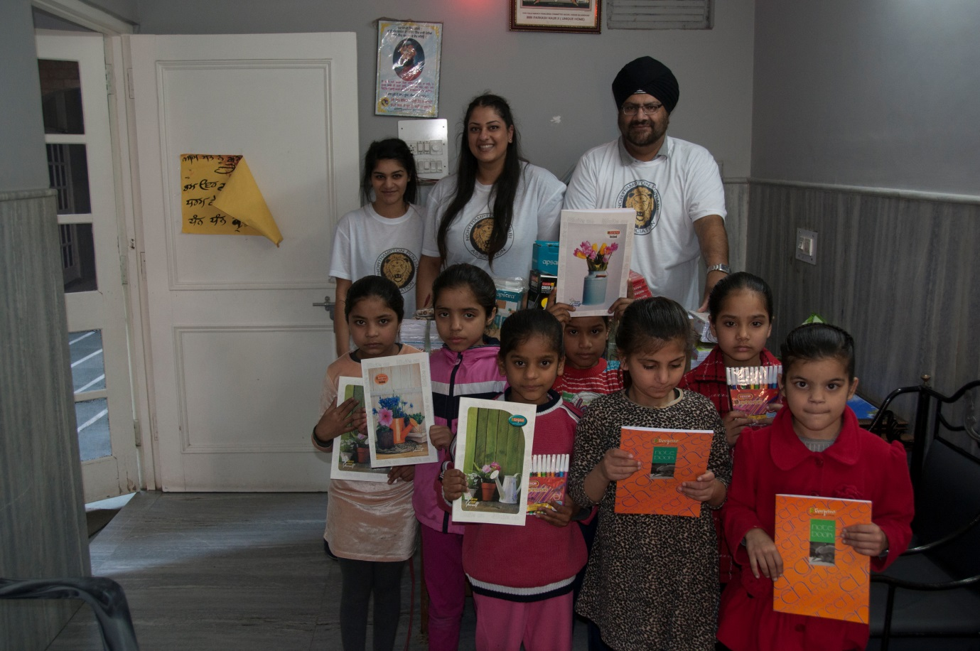 NPA at Unique Home for Girls