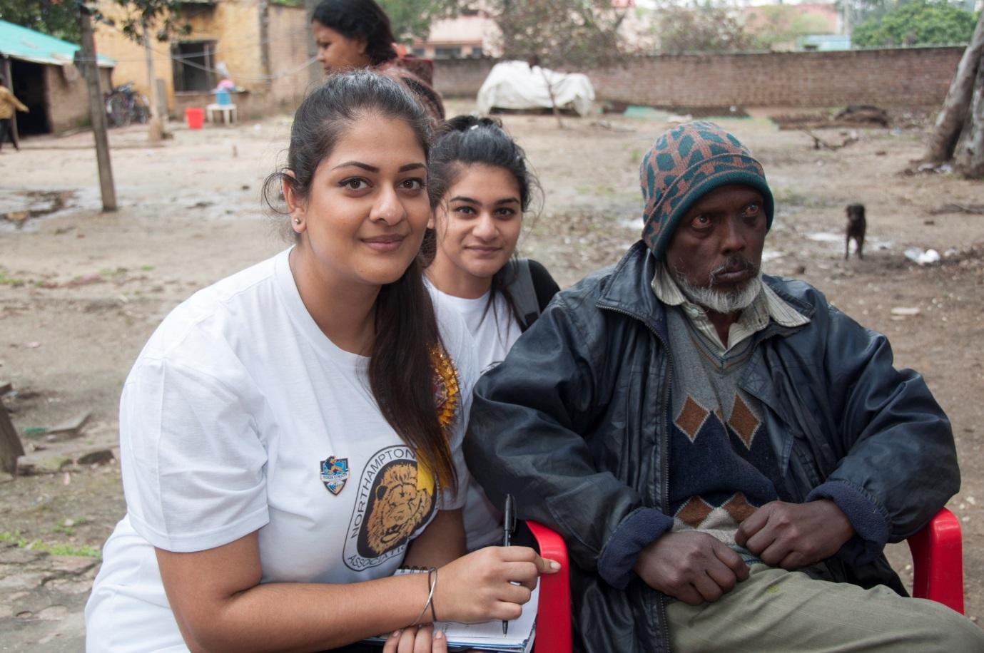 NPA volunteers at SUC Eye Camp, Jalandhar