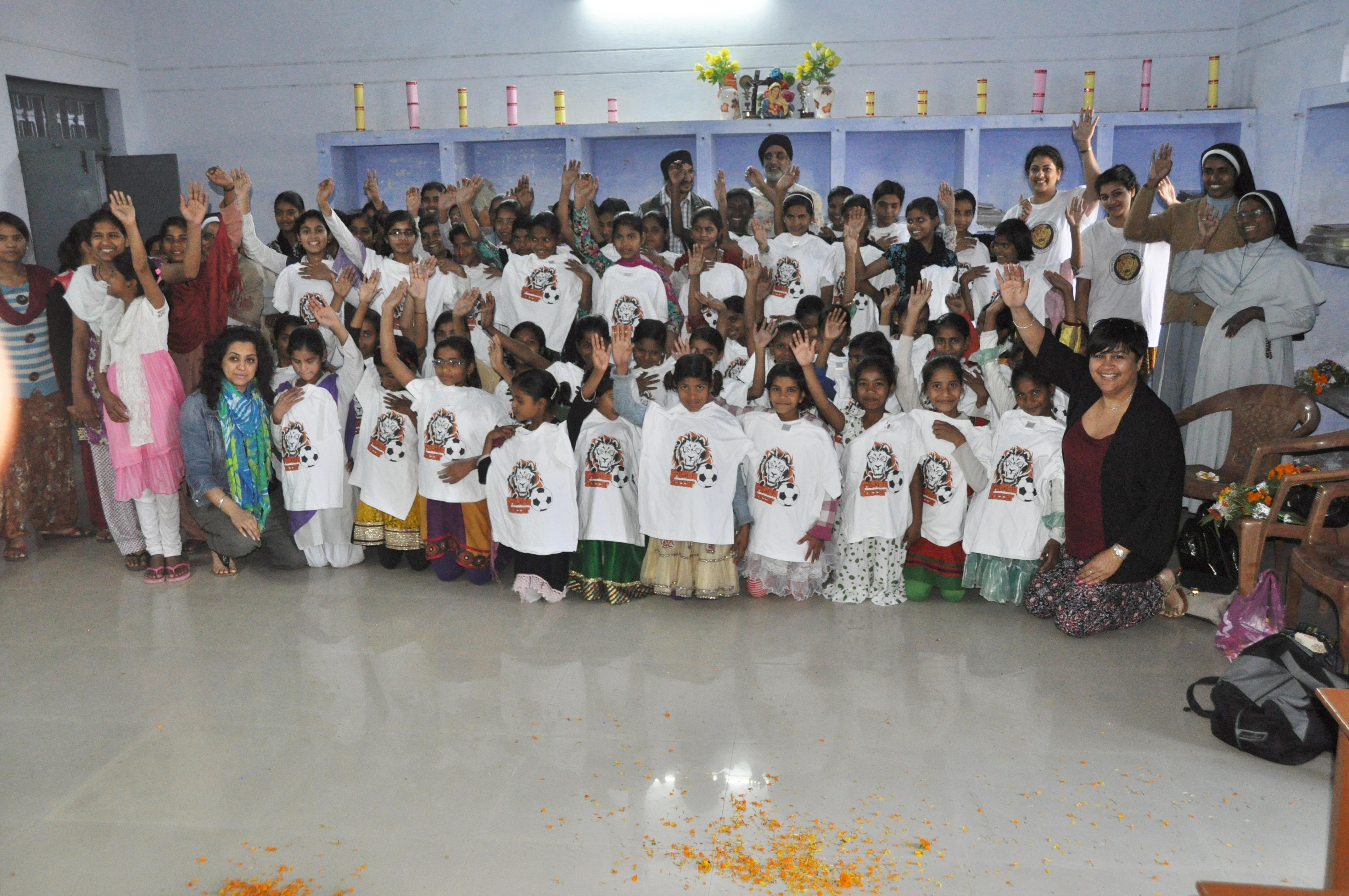 Mary Bhavan Orphanage, Etah