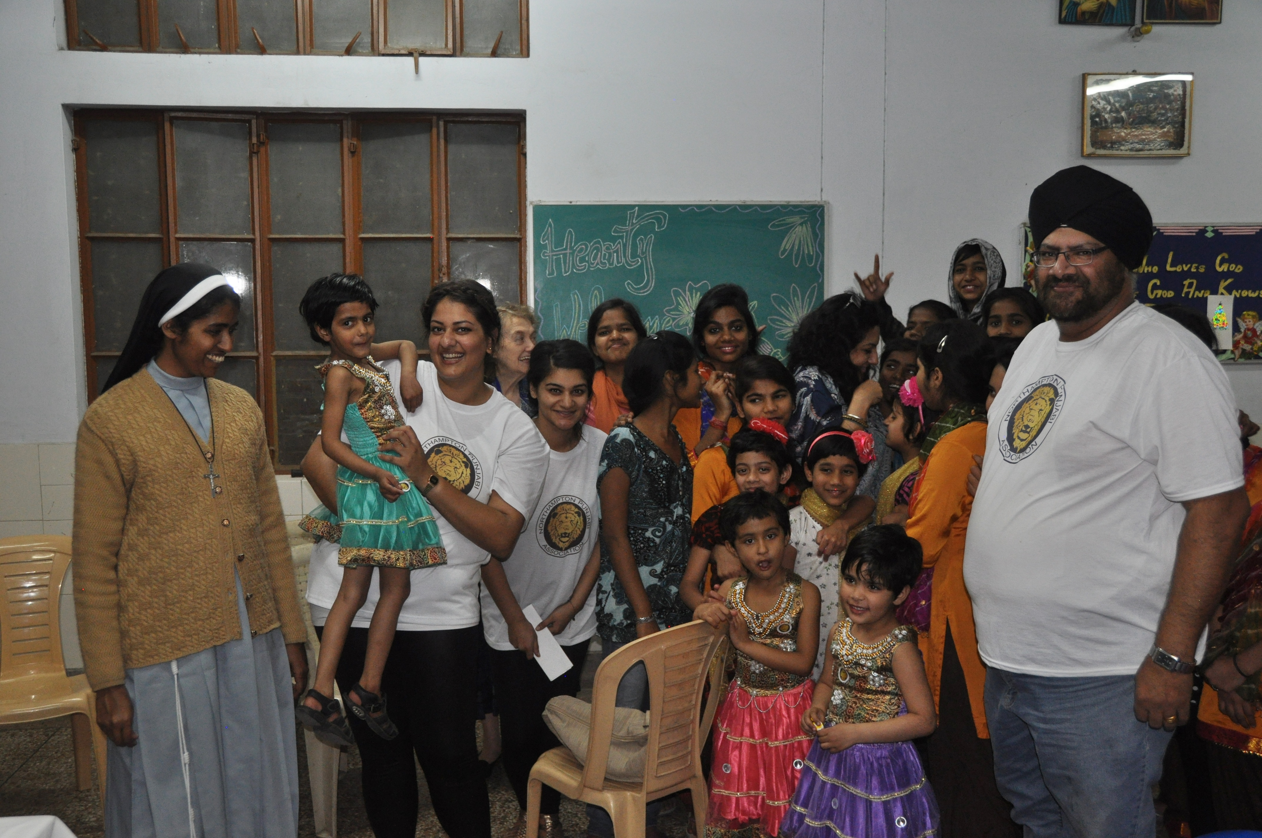 Asha Sadan Orphanage, Noida