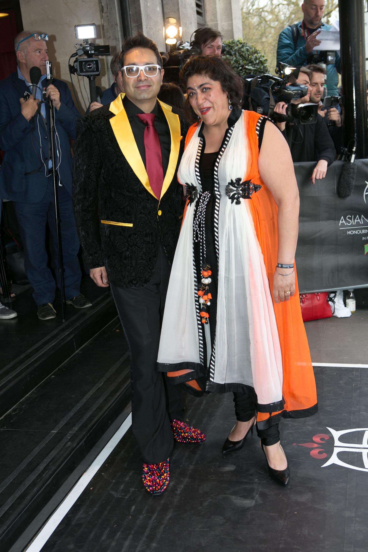 The Asian Awards 2015