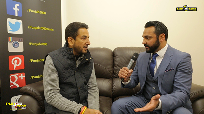 Gurdas Maan #Masti2015 Exclusive Interview with Upinder Randhawa