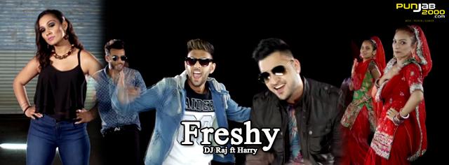 Freshy DJ Raj ft Harry