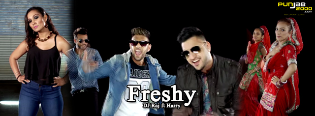 Freshy DJ Raj ft Harry
