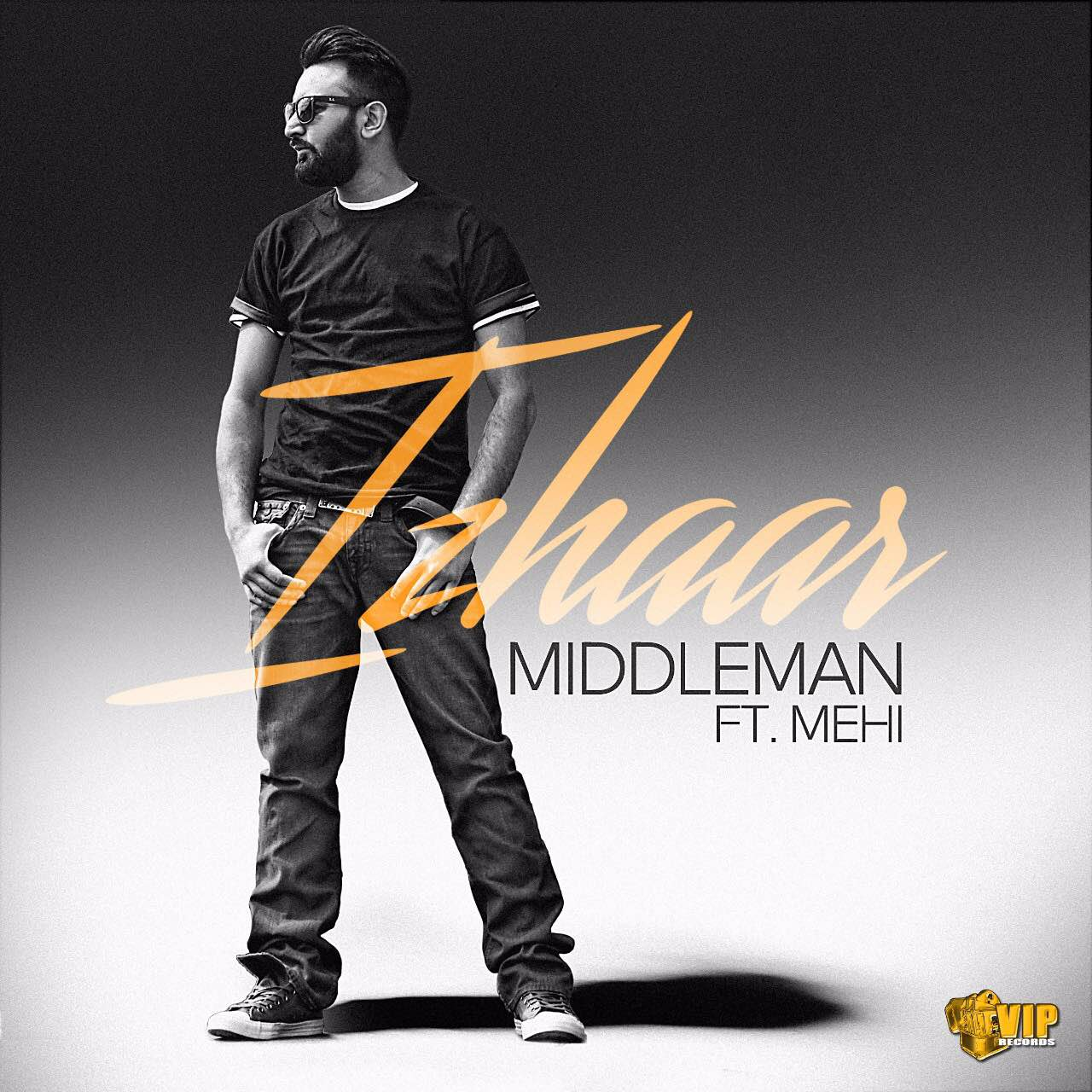 Middleman CD Cover