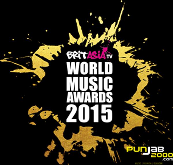 BRITASIA TV WORLD MUSIC AWARDS NOMINATIONS 2015