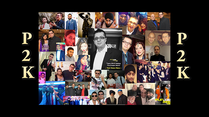 P2K family Tony Singh Pabla tribute