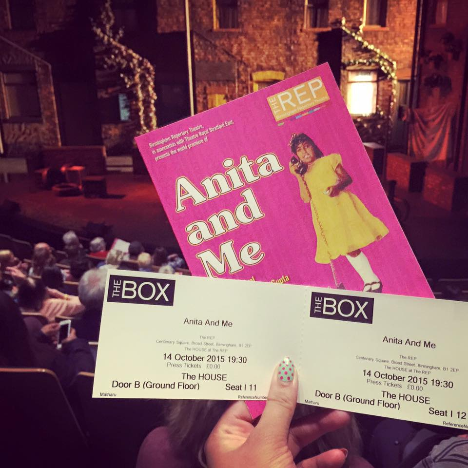 Anita and Me theatre