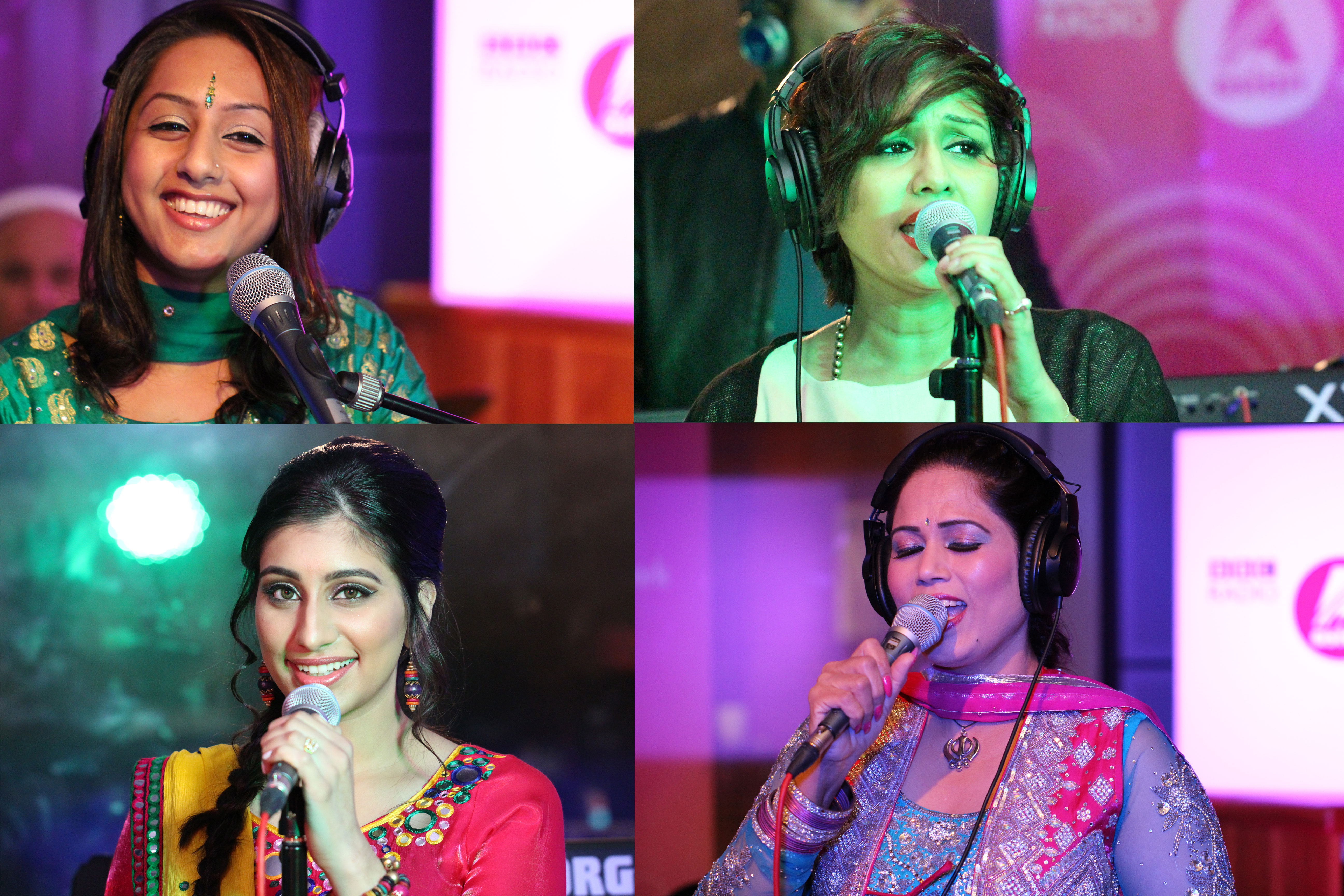 Women in Bhangra BBC Asian Network
