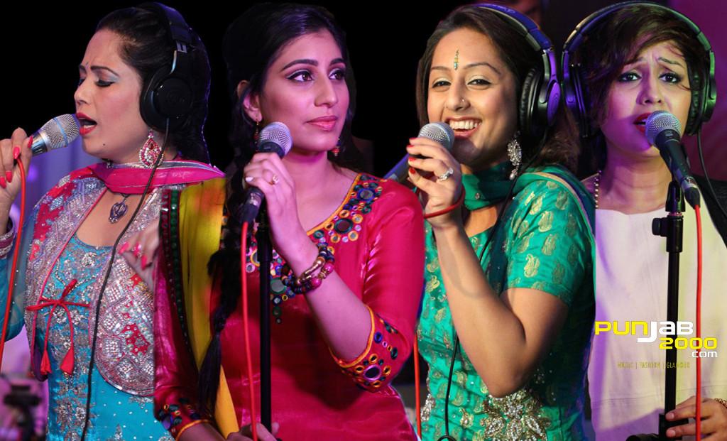 Women in Bhangra