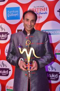 Special Recognition - Reza Mahammad