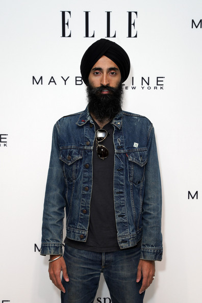 Waris Ahluwalia is an Indian American designer and actor based in New York City.