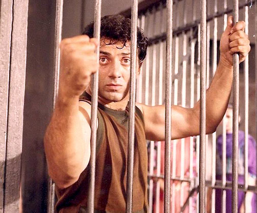 Sunny Deol in 1990 blockbuster Ghayal