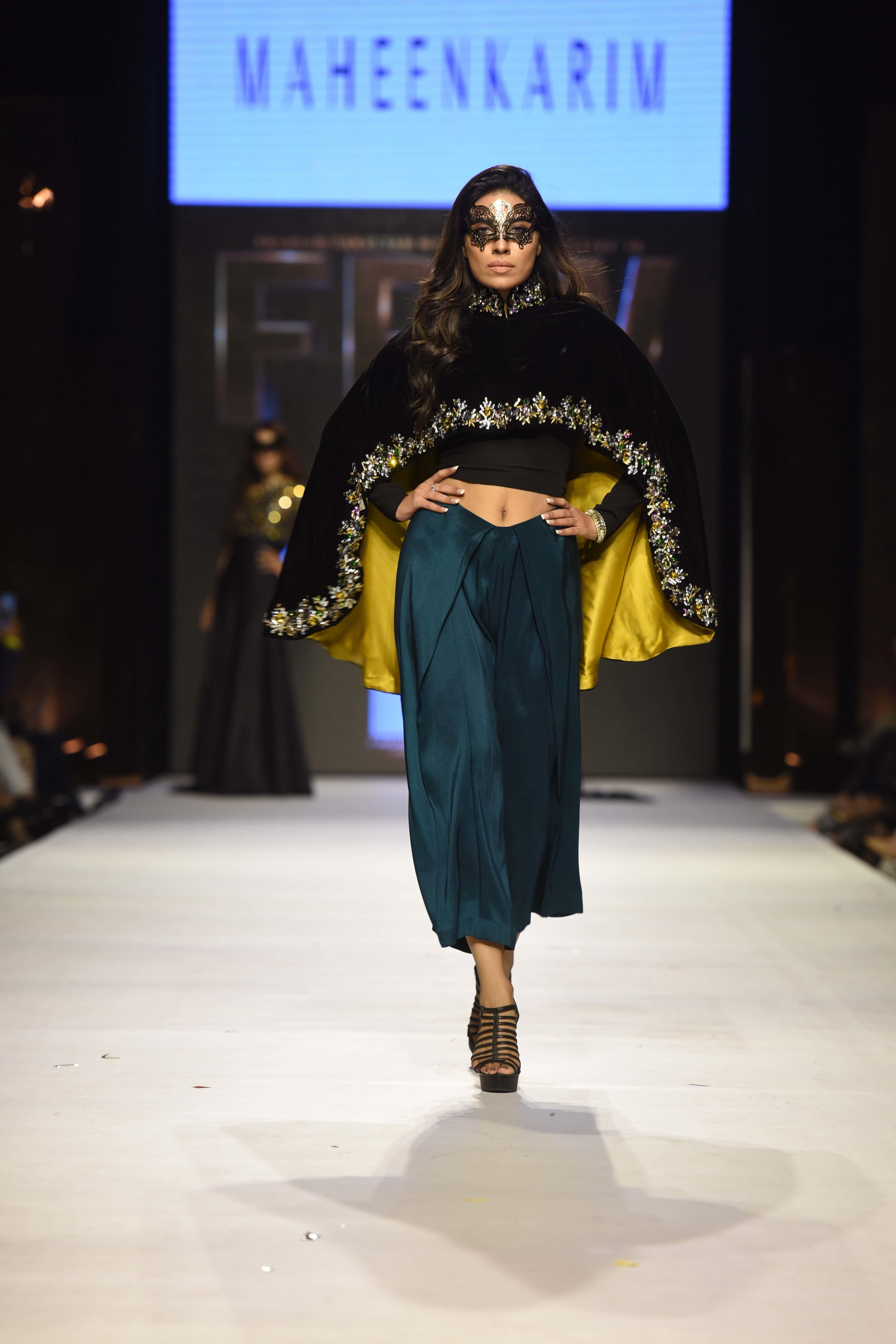 Maheen Karim - Stitch Three