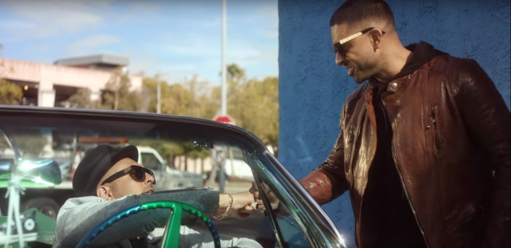 Jay Sean 'Make My Love Go'