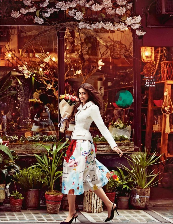 Vogue India's 100th Issue