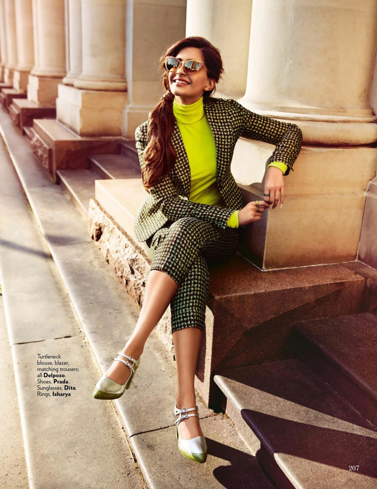 Vogue India's 100th Issue!