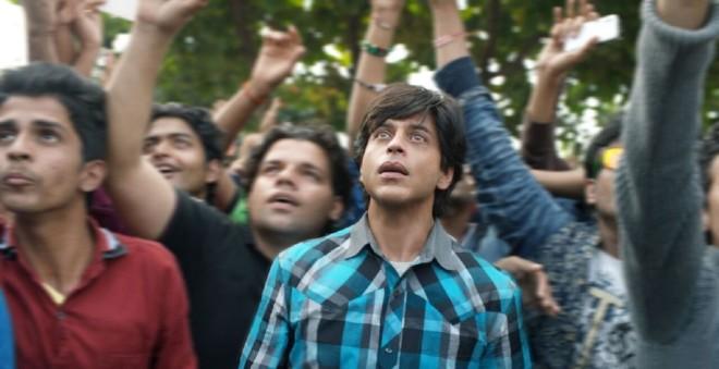 Shah Rukh Khan as Gaurav in Fan