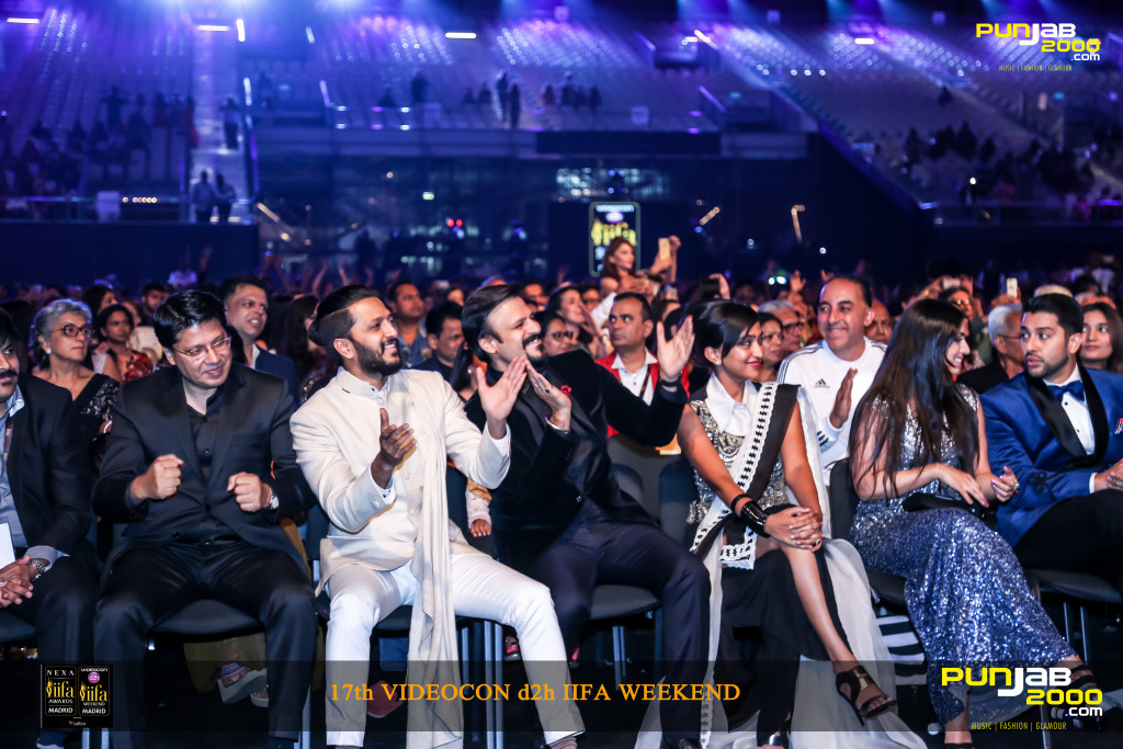 Bollywood Stars at Videocon d2h IIFA Rocks 2016 in Madrid
