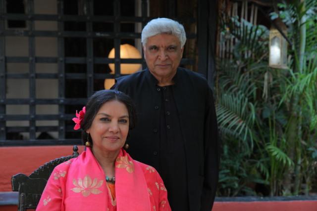 Shabana Azmi & Javed Akhtar