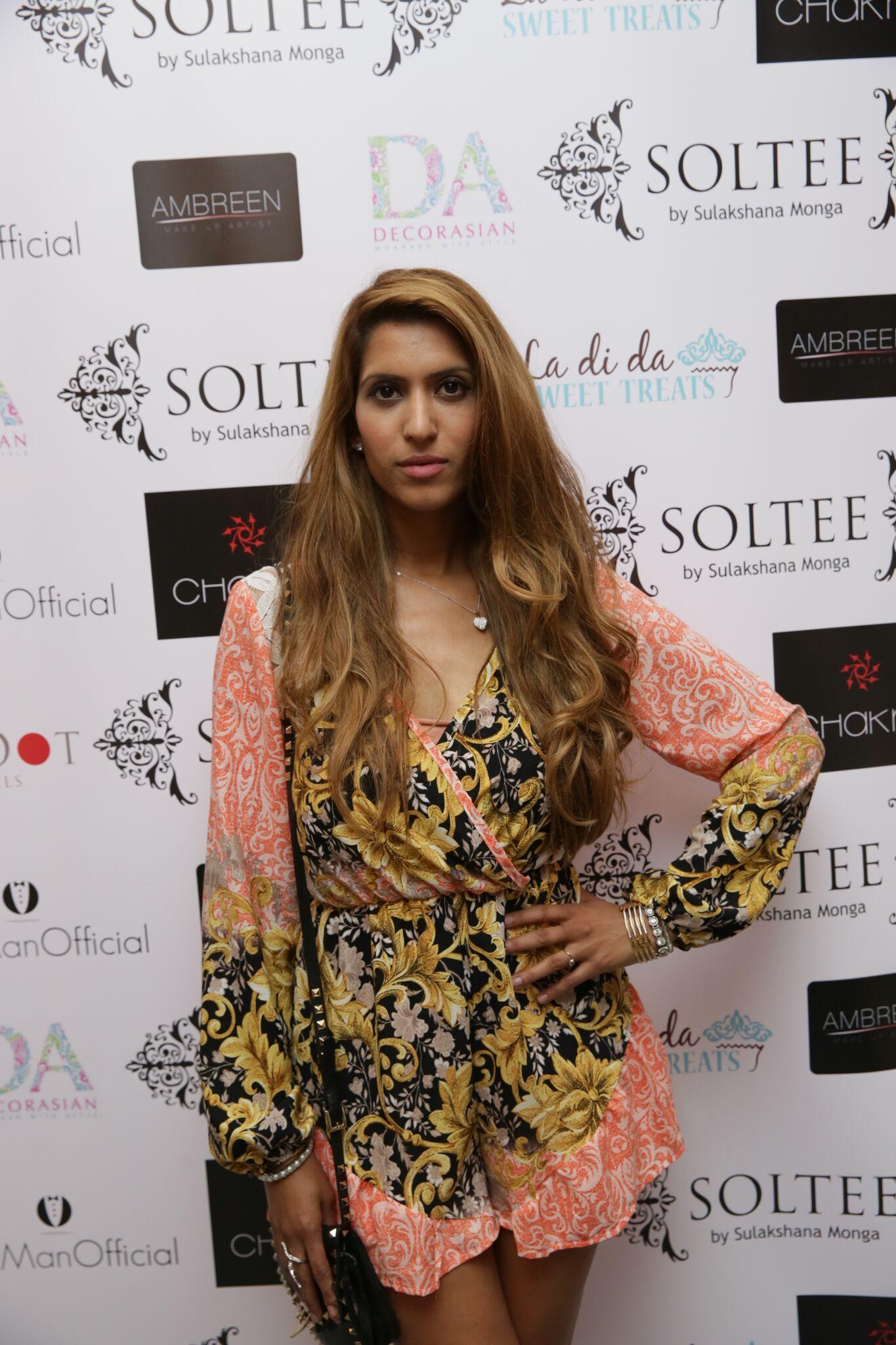 Singer Tasha Tah