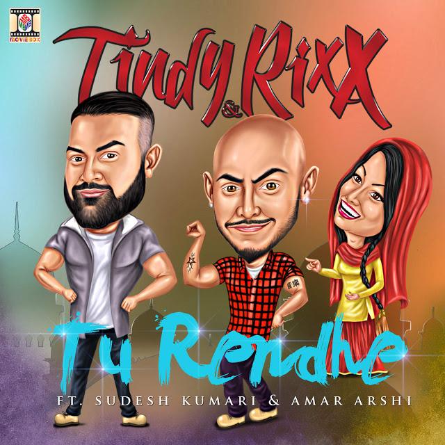 Tu Rendhe - Tindy & Rixx Cover