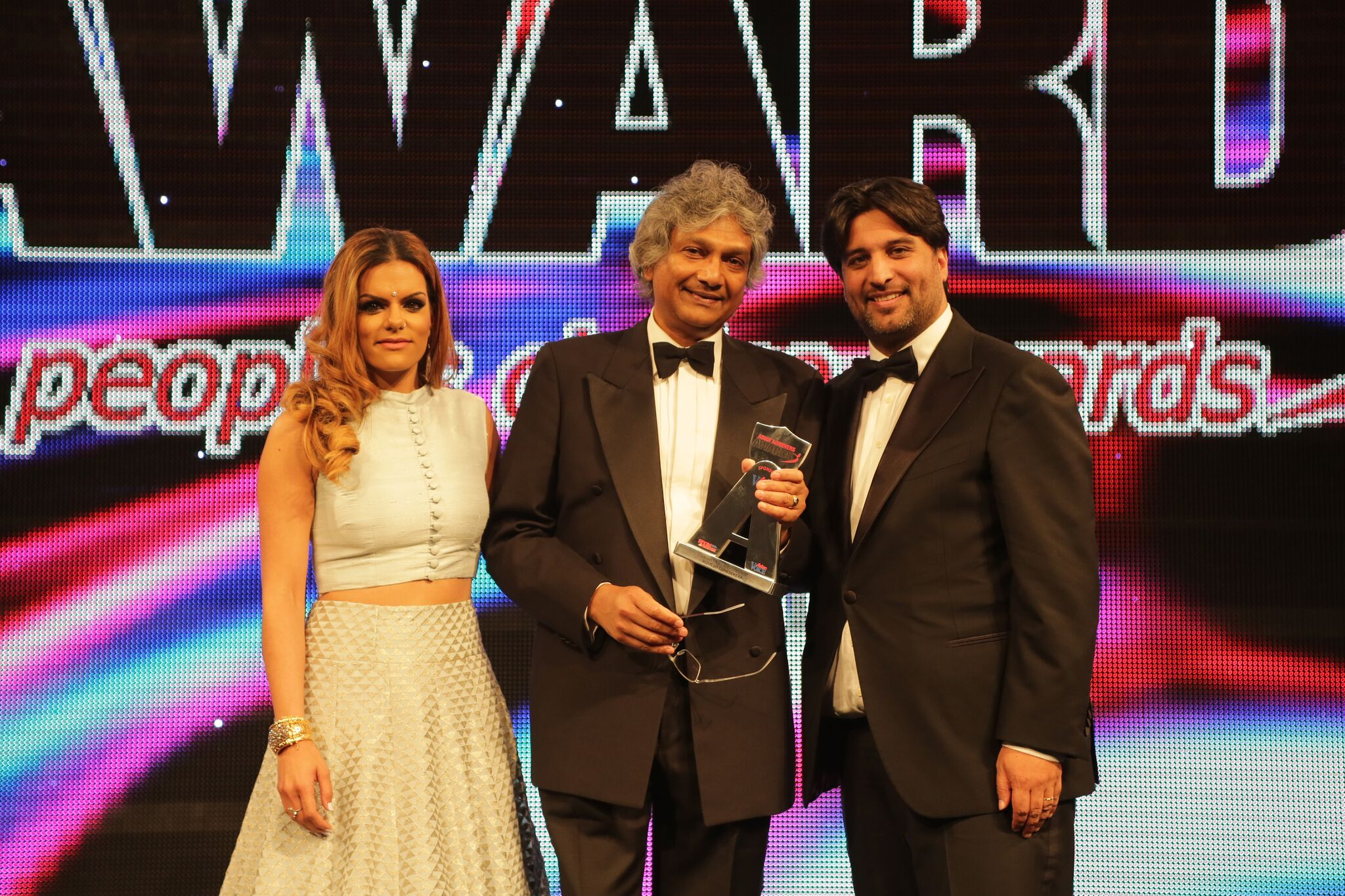 Asian Achievers Awards 2015