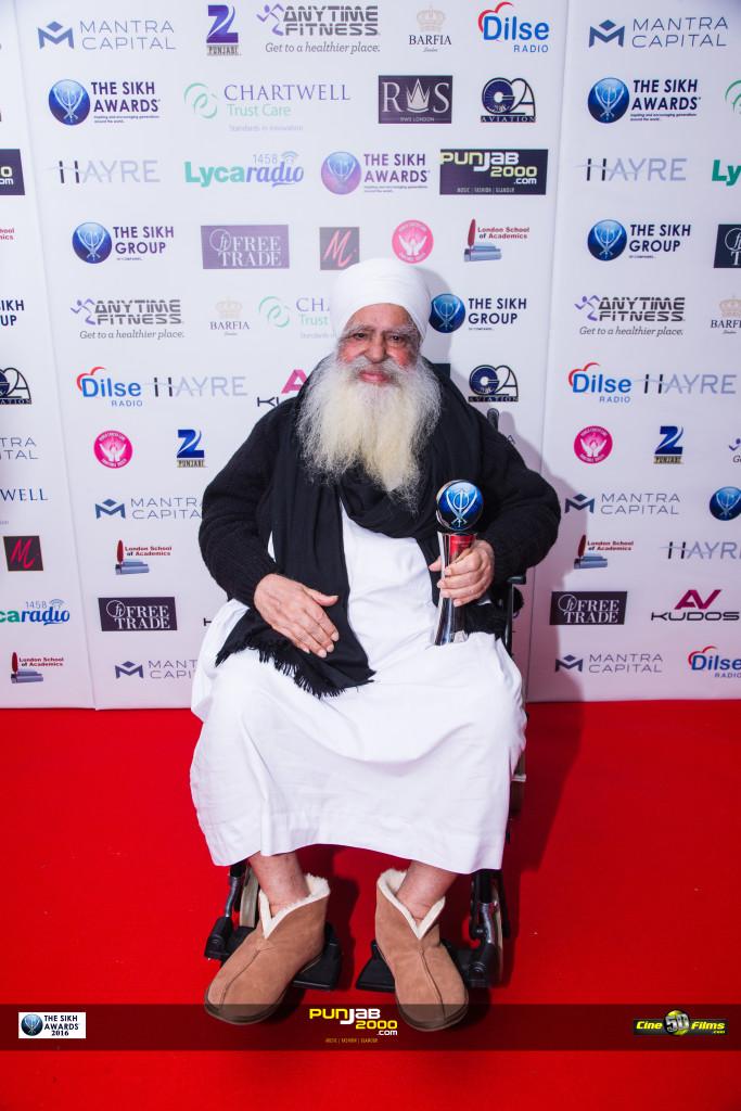 Sant  Baba  Iqbal  Singh  Ji