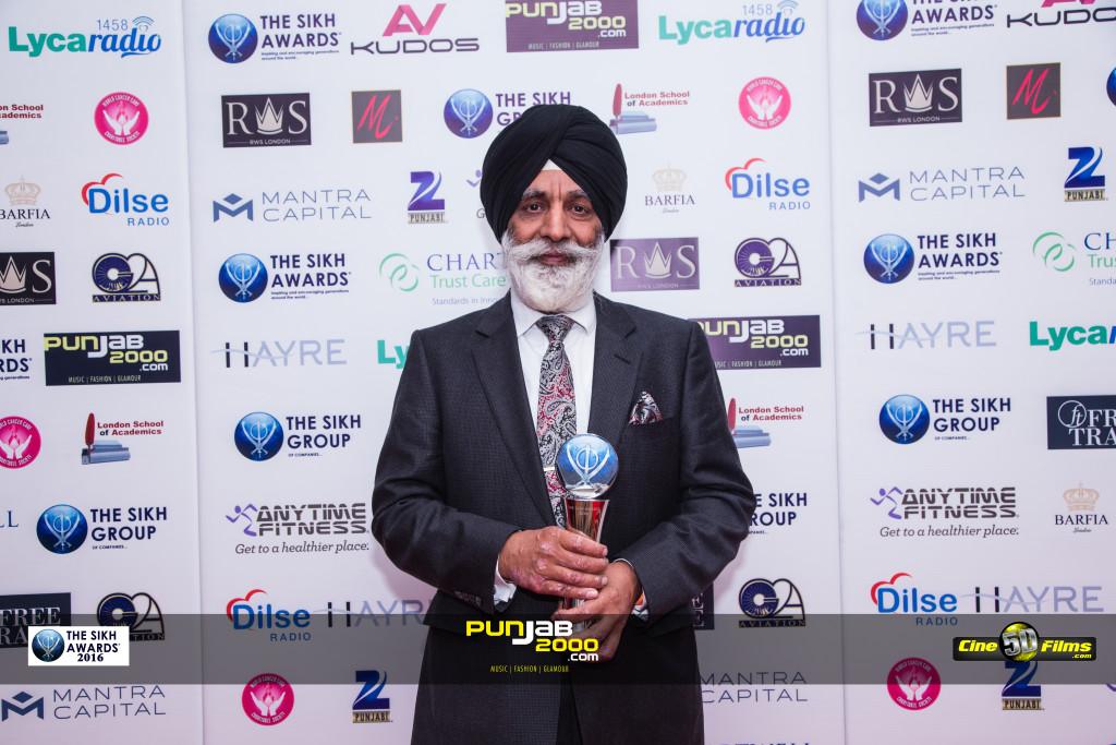 Mr  Amrik  Singh  Kooner