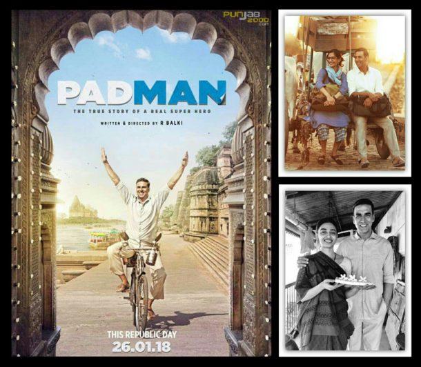 Pad Man Akshay Kumar