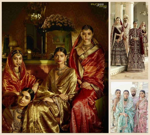 Sabyasachi - Aashni + Co Wedding Show 2018