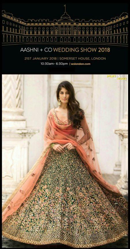 Aashni + Co Wedding Show 2018 Shyamal & Bhumika