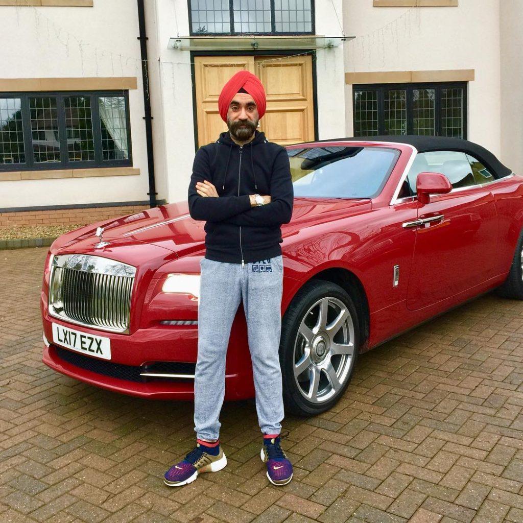 Reuben Singh Day 1