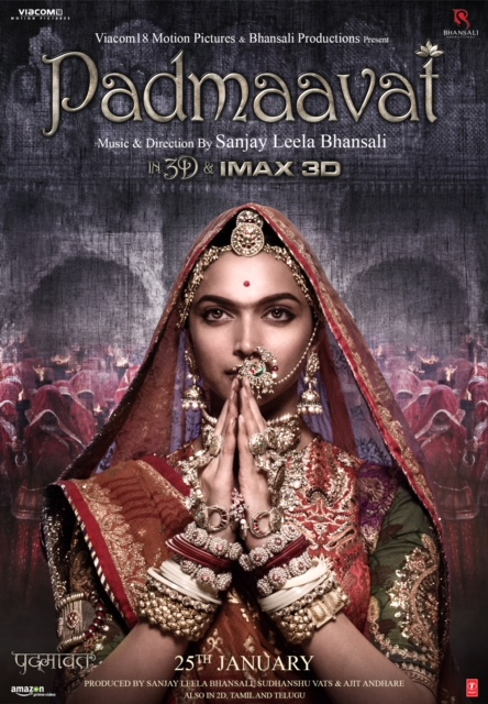 Padmaavat on 25th January 2018