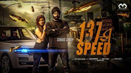 Subaig Singh - 137 Di Speed