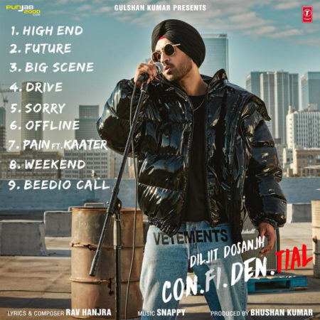 confidential by Diljit Dosanjh
