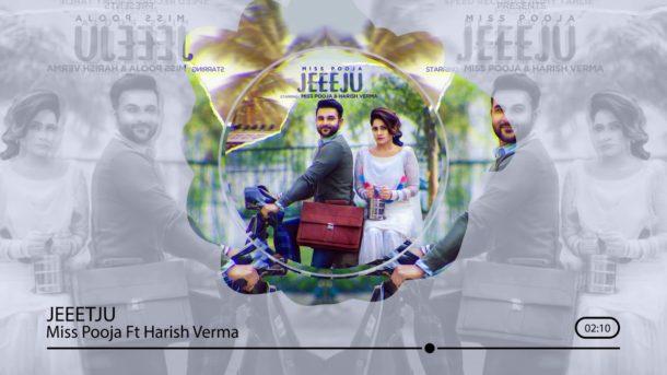 Jeeeju (Audio Song) | Miss Pooja Ft Harish Verma | G Guri