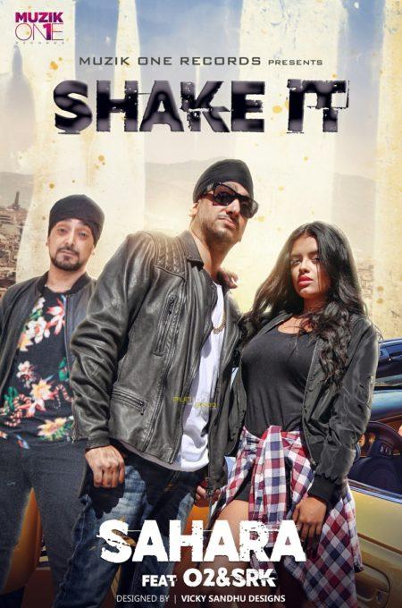 SHAKE IT - SAHARA'S