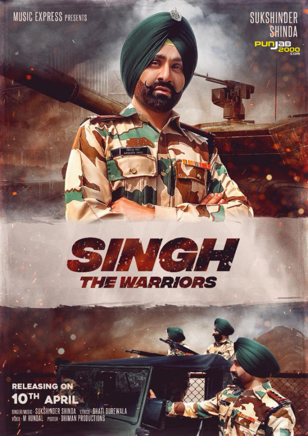 SINGH - THE WARRIORS