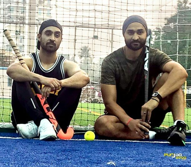Soorma Diljit Dosanjh & Sandeep Singh