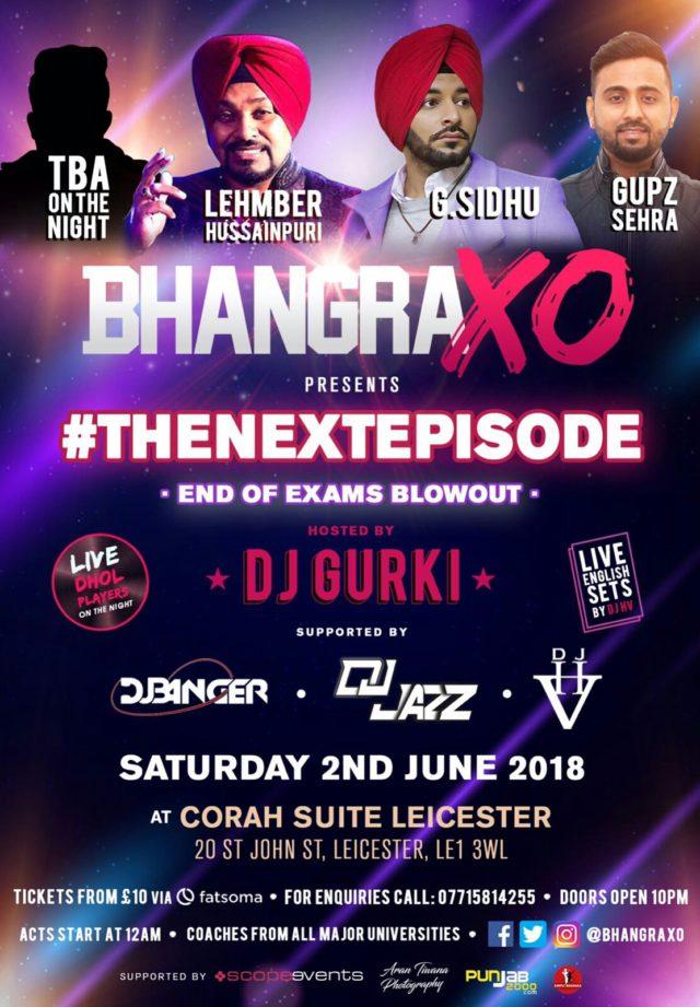 Bhangra XO Presents The Next Episode