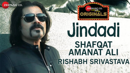 Jindadi - Zee Music Originals | Shafqat Amanat Ali